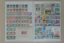 SENEGAL COLLECTION, 467 STAMPS + 2 BLOCKS, MNH / USED