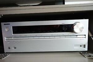 Onkyo TX-NR646 Receiver 7.2 Kanal AV-Netzwerk mit 8 HDMI und DTS