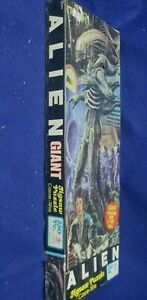 FACTORY SEALED HG TOYS ALIEN JIGSAW PUZZLE 250 PCS 14.5 X 36 3 FT GIANT POSTER