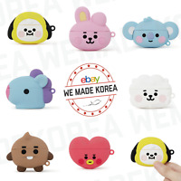 BT21 Baby Face Airpod Pro Case Cover Skin 7types Official K-POP Authentic Goods