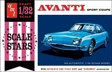 AMT Studebaker AVANTI sport coupe slot car / model kit 1/32