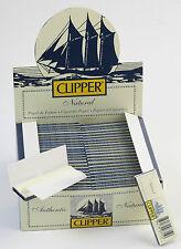 Fine smoking paper Clipper 100 case. Papel de fumar 100 estuches.