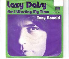 TONY RONALD - Lazy daisy