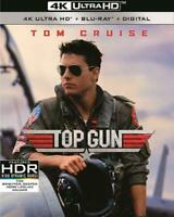TOP GUN NEW 4K ULTRA HD BLU-RAY