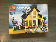 Lego 4996 Holiday House Creator New