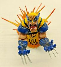 Wolverine Marvel Civil War Bust Diamond Select Dig Deep Complete in Box