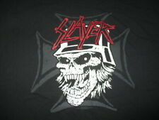 2016 Slayer Concert Tour (2Xl) T-Shirt Skeleton Militia