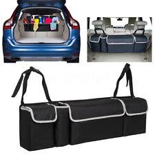 Borsa Portaoggetti Bagagliaio Auto Baule Camper Camion Car Back Seat Pouch Bag