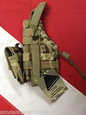 Ambidextrous Holster tactical bugoutbag disaster prepper GIFT survival Rothco 02