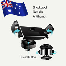 Mobile Phone Holder Air Vent Car Mount Stand Holder Cradle Bracket 360° Rotate