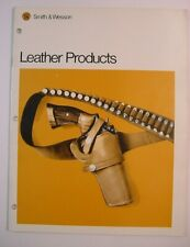 Smith & Wesson Leather Products-Catalog-1973?