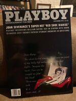 "Playboy November 1992 Joan Severance's Super Hot ""Red Shoe Diaries"" Complete"
