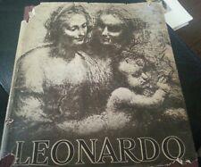 Leonardo da Vinci: Gemälde, Zeichnungen, Studien Giorgio Nicodemi: 1939 GERMAN