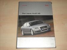 56402) Audi A8 Pressemappe 06/2005