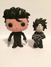 Funko Pop! Edward Scissorhands #17 and Horror Series 2 Mystery Mini