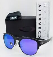 NEW Oakley Latch Key Sunglasses Matte Black Violet Iridium 9394-02 AUTHENTIC NIB