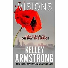Armstrong, Kelley, Visions (Cainsville), Very Good Book