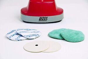 Gloss Boss floor cleaning Carpet Hardwood Tile Laminate Concrete Floors