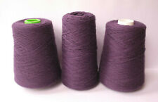 Shepley Merino Knitting Yarn Purple