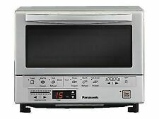 NEW Panasonic NB-G110P Flash Xpress Toaster Oven - Silver