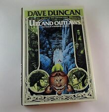 A Handful of Men: Upland Outlaws Pt. 2 by Dave Duncan (1993, HC/DJ) 1st Edition