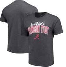 H@T! NWT Alabama Crimson Tide Men Fanatics College Football Square Up T-Shirt XL