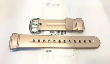 Genuine Replacement Band for BABY G BG169G-4 BG169G Rose Gold