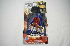 Transformers Prime Collapsible Water Bottle, 12 OZ. BPA Free with a hook