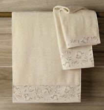 Coppia asciugamani di spugna Gabel Naturae Algae