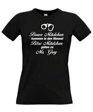 Girl T-Shirt * Brave Mädchen... * PARODY for FIFTY 50 SHADES OF GREY mr mrs FANS