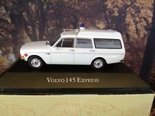 1/43 ATLAS Volvo - 145 express0 Ambulance