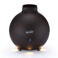 650ml Ultrasonic Cool Mist Humidifier 3rd Aromatherapy Essential Oil Diffuser