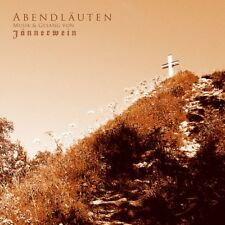 JÄNNERWEIN - Abendläuten LP RAR Death in June Forseti Of The Wand And The Moon