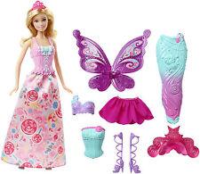 Mattel 3-in-1 Fantasie Barbie Dreamtopia Bonbon Königreich DHC39 NEU OVP