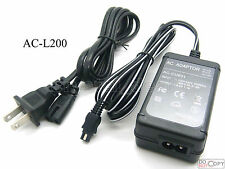 AC Adapter Supply for Sony DCR-SX20 DCR-SX21 DCR-SX30 DCR-SX31 DCR-SX33 DCR-SX34