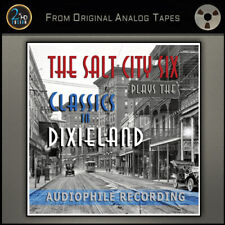 More details for 2xhd - the salt city six - the classics in dixieland [analog reel to reel tape]