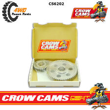 Crow Cams Straight Cut Timing Gear Set Holden 6 Cyl 149 161 179 186 202 CS6202