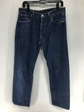 Mens Levi's Jeans Size 36 x 34 Levi 501 XX Red Tag Button Fly VINTAGE 34/32 Z3B