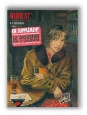 Le sursis 2 avec dossier Dupuis EO  GIBRAT etat neuf
