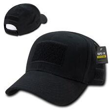 Rapid  6 Panel Cotton Miliatry Tactical Structured Operator Caps Cap Hats Hat