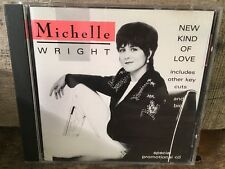 New Kind of Love by Michelle Wright CD PROMO