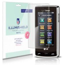iLLumiShield Matte Screen Protector w Anti-Glare/Print 3x for LG Versa