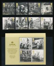 GREAT BRITAIN 2795-2806 MINT NH BRITAIN ALONE, MILITARY
