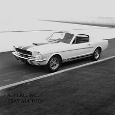 FIRST BUILD Ford Shelby GT350 Mustang 1965 –Shelby American LA facility –photo 5
