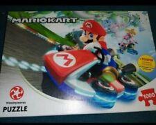 Complete Mario Kart 1000 Piece Jigsaw Puzzle
