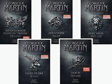 Game of Thrones / Lied von Eis und Feuer komplett George R R Martin (Hardcover)