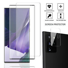 For Samsung Galaxy Note 20 Ultra 5G/S20+ Tempered Glass Screen Protector Camera