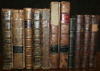 1802 Hume's History Shakespeare European Magazine Cowper's Reports Peter Simple