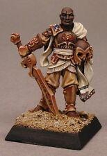 Tariq Nefsokar Sergeant Reaper Miniatures Warlord RPG D&D Fighter Ranger Melee