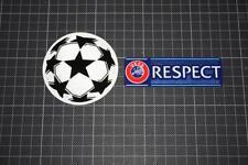 UEFA CHAMPIONS LEAGUE BADGES / PATCHES 2012-2013